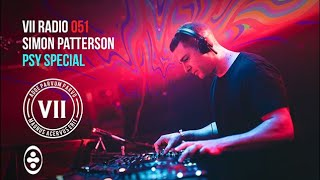 VII Radio 051 - Simon Patterson (Psy Special)
