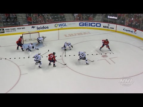 NHL Network analyzes Pettersson's impact, Kuznetsov's playmaking ability and more