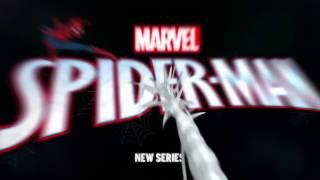 Новый мультсериал ''Человек паук'' Первый трейлер 2017