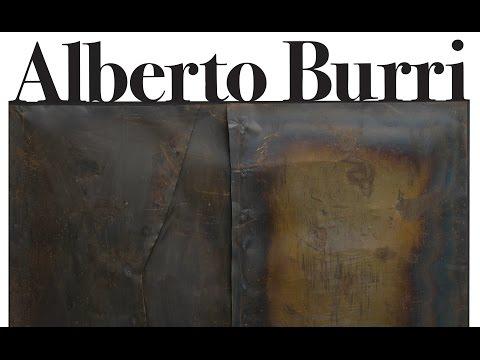 Alberto Burri: A Symposium