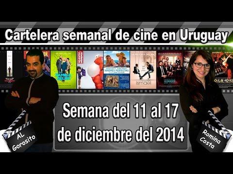 CARTELERA SEMANAL DE CINE EN URUGUAY - Grandes héroes / Ismael / Hasta que la muerte los junto