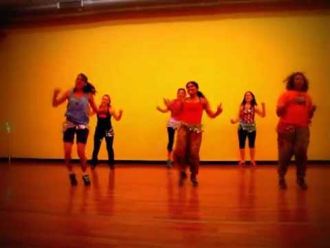Bhangra by MasalaMili  Ja&39;Makin Me Dance Fitness Studio