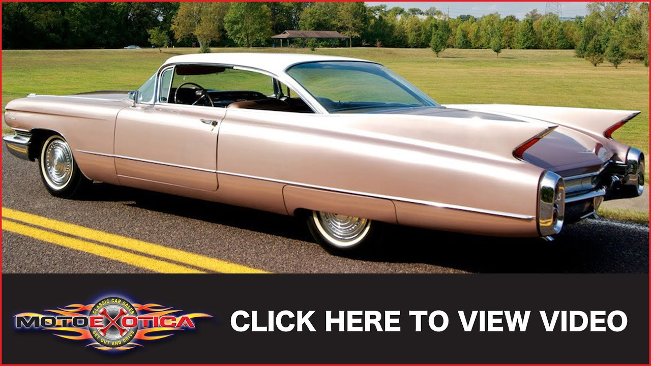 1960 Cadillac Series 62 (SOLD) - YouTube
