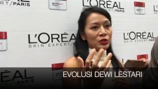 ANTARANEWS - Evolusi Dewi Lestari sebagai penulis