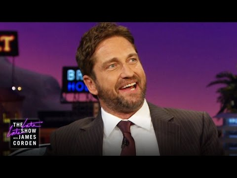 Gerard Butler Nearly Lost His Aunt at a Premiere