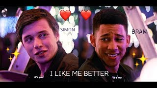 bram+simon ►like me better ◄ [LOVE, SIMON]