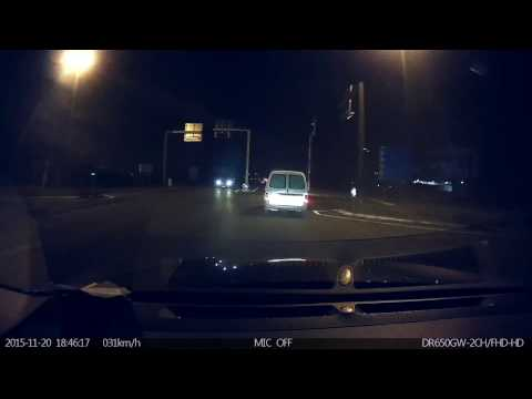 Nissan Qashqai 2014 - Fari Alogeni e Fari LED - YouTube