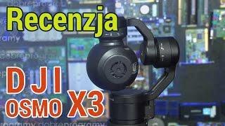 Szukasz małej, taniej kamerki 4K z gimbalem? Odpowiedzią może być Osmo X3 od DJI