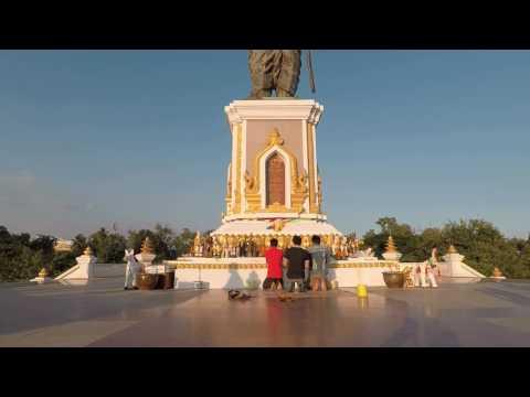 Vientiane, Laos Full HD 1080p