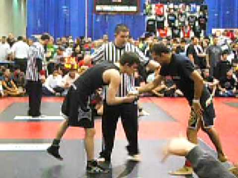 James Gray 2009 Expert Flyweight Quarterfinals