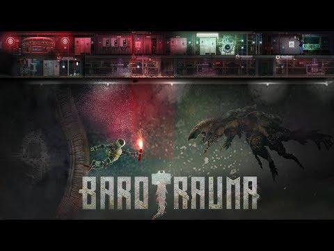 Barotrauma Feature Trailer for Steam Release
