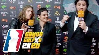 El mejor BEAT BOX con JAMIE CULLUM Y GRISON | GAYOS GOLFXS