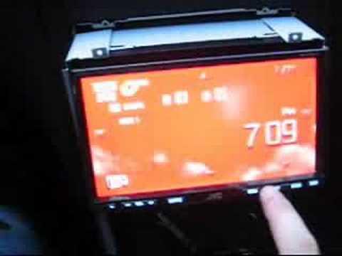 KW-AVX810 Parking Brake Bypass
