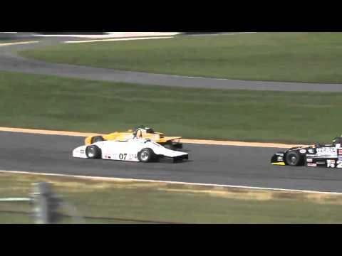 Formula 500 2015 SCCA Runoffs at Daytona International Speedway