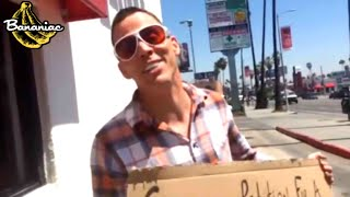 Steve O Demands Veggie Burgers At Wendy's Restaurants