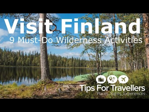 9 Must-Do Summer Activities in Finland (Europe's Last Great Wilderness)