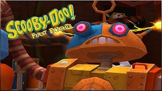 Скуби-Ду! Зловещий замок / Scooby-Doo! First Frights Робот Босс