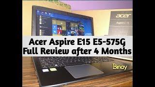 Acer Aspire E15 E5-575G Full Review