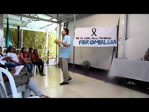 I SIMPOSIO DE FIBROMIALGIA EN MEDELLIN 2DA PARTE: OLA AZUL COLOMBIA 2015