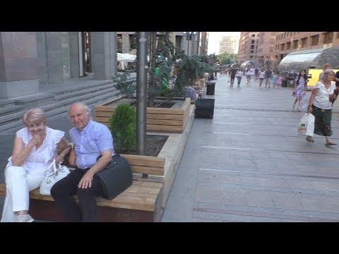 В пиццерии, История про трио, Yerevan, 04.08.19, Su, Video-2.
