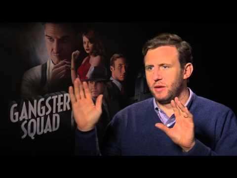 Gangster Squad  Ruben Fleischer Director Exclusive