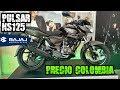 Nueva PULSAR NS125 en Colombia || Ficha técnica - Precio - Feria 2 ruedas 2019