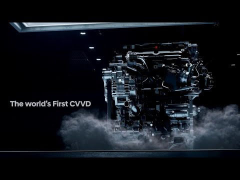 "Hyundai announces ""world's first"" Continuously Variable Valve Duration engines"