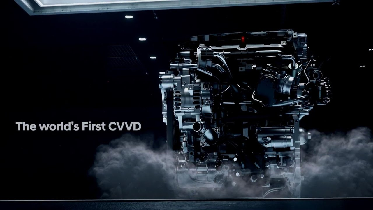 Hyundai Invents Fuel-Efficient CVVD Engine Technology - How It Works