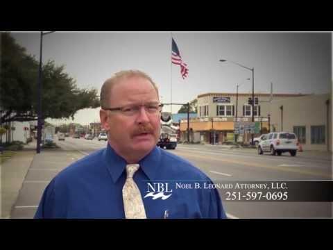 Foley, Alabama Personal Injury & Auto Accident Attorney - Noel B. Leonard