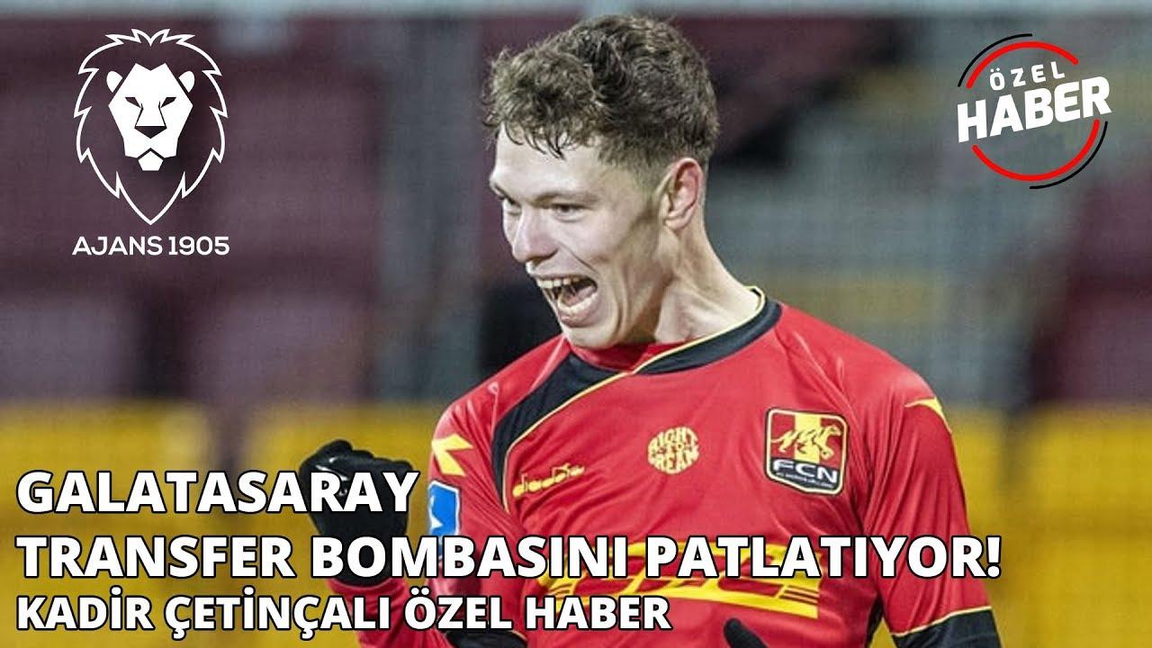 #hedef23 Galatasaray Transfer Bombasını Genç Viking ile Patlatıyor (Kadir Çetinçalı Özel Haber)