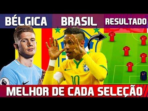 TIME COM O MELHOR JOGADOR DE CADA SELEÇÃO! | FIFA 19 Experimentos