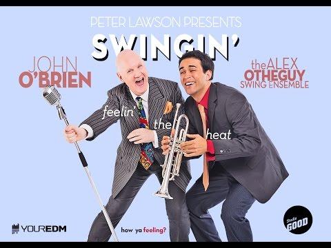 SWINGIN' [Making Of] - feat. John O'Brien & Alex Otheguy Swing Ensemble