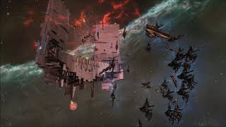 EVE Online's Largest Space Battle over 6000 players!