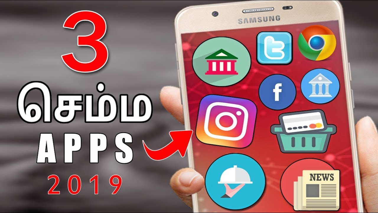 3 செம்ம APPS 2019 | Best 3 Android Apps in 2019 | Jonam Tech