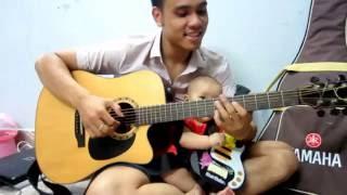 [Guitar] SAU TẤT CẢ - Phiên Bản Nhí siêu hot siêu hài ★ Guitar Solo Cover