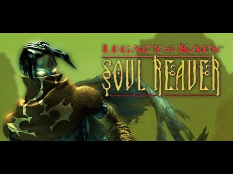 Legacy Of Kain Soul Reaver - Игровой фильм (включаемые русские субтитры)