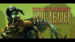 Legacy of Kain Soul Reaver Часть 1 - Прохождение / Walkthrough (русские субтитры - PS1 1999 г.)