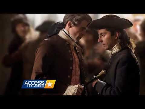 'Outlander' Stanley Weber  More Talk Comte St  Germain