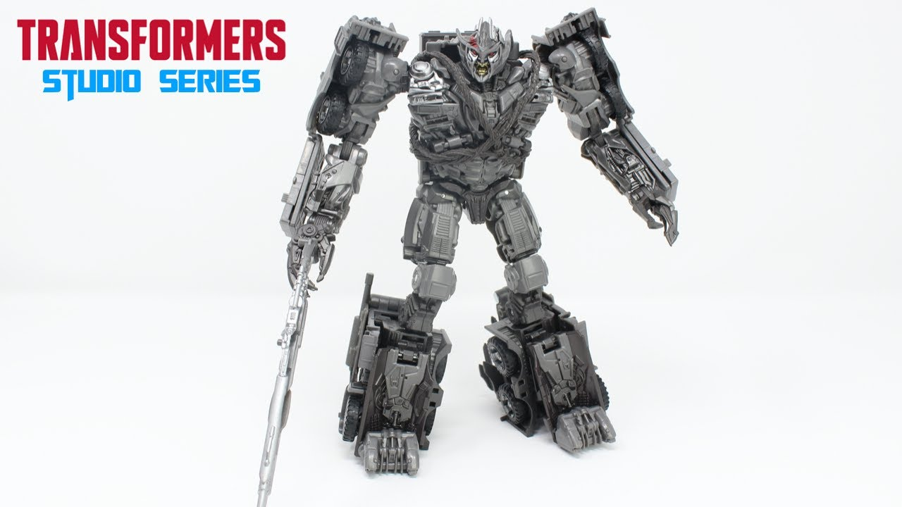 Transformers Studio Series SS-48 Exclusive Megatron Review by PrimeVsPrime