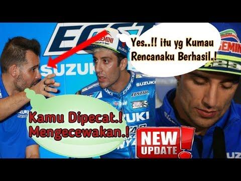 Diberhentikan Suzuki, ANDREA IANNONE Pindah Ke Aprilia Mp3