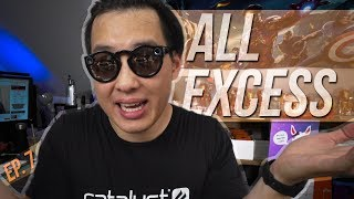 ALL EXCESS Ep. 7 [Last chance to enter iPhone X Giveaway!]