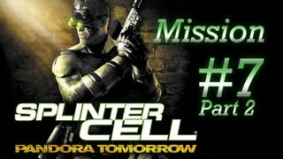 [PC/HD] Splinter Cell: Pandora Tomorrow - Mission 7 - Jakarta, Indonesia [Part 2/2]