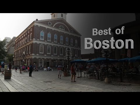 Learn About the Best of Boston Travel
