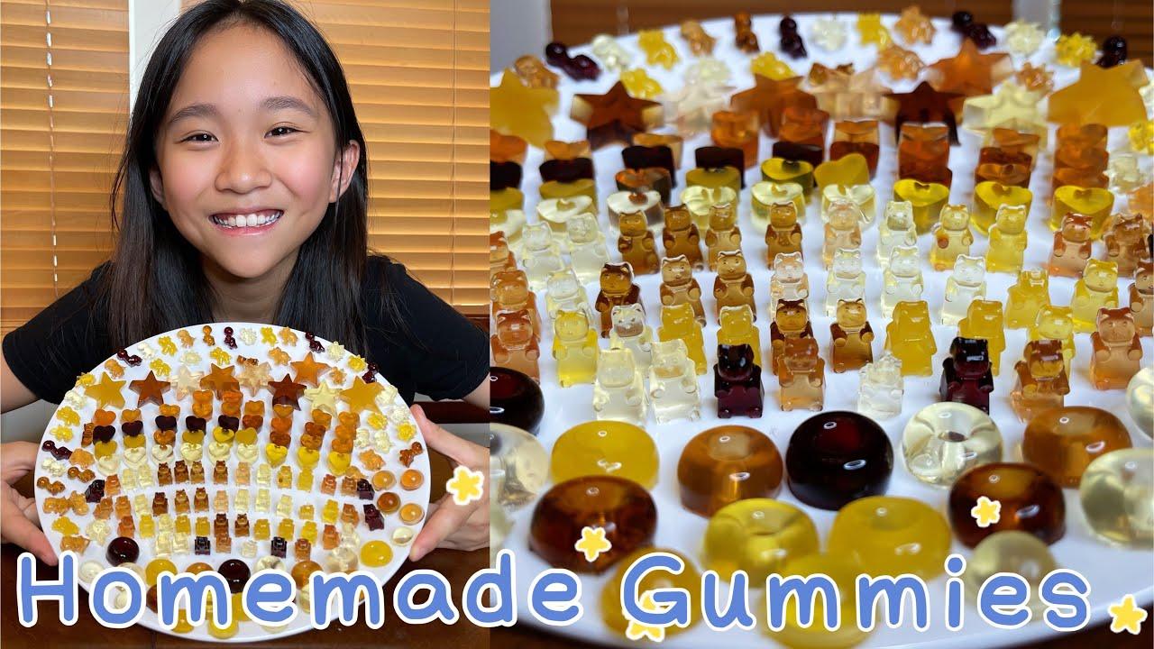 Janet's Homemade Gummies VS Store Bought Gummies!