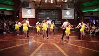 Latino Grooves Salsa 1 team / End Of Year Showcase / Saturday 25 November 2017