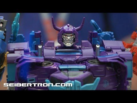 Transformers Combiner Wars G2 Superion and Menasor