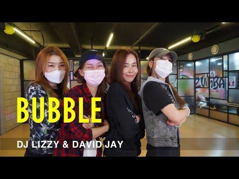 [ZUMBA]  BUBBLE  /  DJ LIZZY U0026 DAVID JAY  /  CINDY