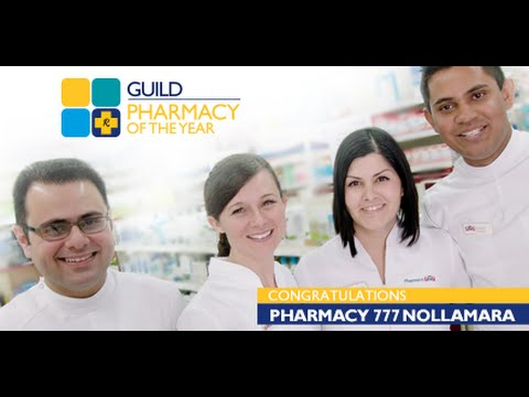 Pharmacy of The Year 2016 Winner: Pharmacy 777 Nollamara