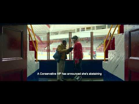 Guibord s'en va t en guerre (MY INTERNSHIP IN CANADA) Trailer - Gala Français Canadien
