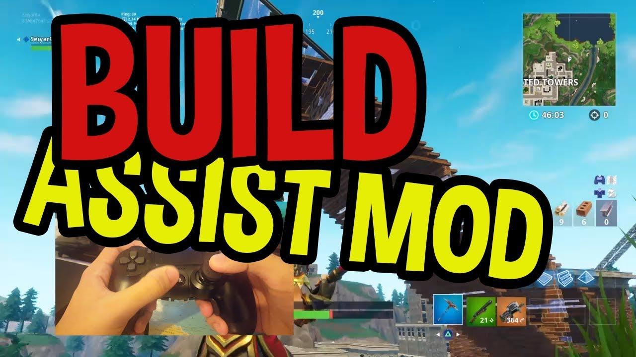 Tuto et test mod build assist pro construis rapidement strike pack mod sur fortnite fr - Strike mod pack ...